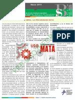 BOLETIN SALUD LABORAL Y PREVENCION USO MARZO 2015.pdf