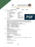 Matematica Basica Curriculum