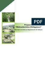Resumen Ejecutivo PCH Chiligatoro