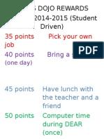 rewards 2014-2015