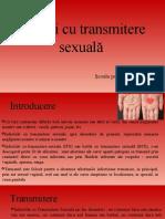 Infecţii cu transmitere sexuală