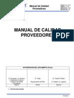Manual Para Proveedores VDA61