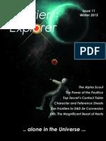 Frontier Explorer 011