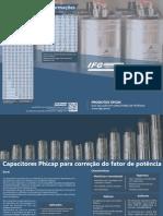 Catalogo Ifg Capacitores Epcos