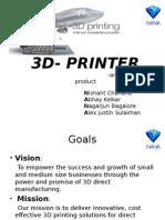 3d- Printer Final