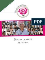 Dossier de Presse Motion B - 16 avril 2015
