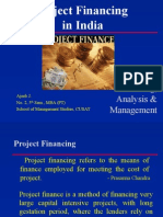 133761133 2 Project Financing in India Ppt
