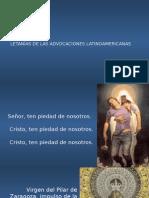 Letanías de Las Advocaciones Latinoamericanas