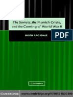 Soviets and Munich Crisis_Ragsdale