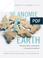 The Anomie of the Earth Edited by Luisetti, Pickles, and Kaiser