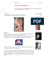 COM LUÍSA DACOSTA, DE MÃOS DADAS, ESTRADA FORA - por JCCanoa - in blogue literaturaliteraturaliteratura.blogspot.pt
