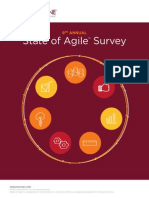 State of Agile Development Survey Ninth