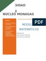 Modelo y Computos Matemáticos
