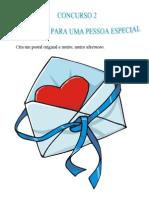 Um postal para alguém especial