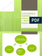 Sustainable Farming- Waste Management