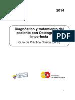 GPC Ecuador 2014 Osteogénesis Imperfecta