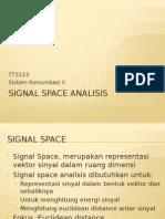 [02] Signal Space Analysis (1)