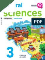 3 Natural Sciences Activity Book