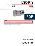 DSC-P72-L1 Ver1.1