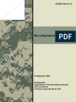 Recruiting Operations