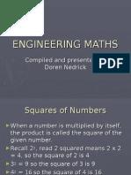 1.1 Engineering Maths