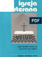 Igreja Luterana 1975 nº1