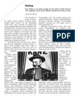 Citizen Kane Article