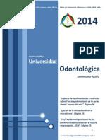 Rev. Cient. Univ. Odontol. Dominic. 2015. 2 (2).