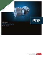 ABB Turbocharging TPS..-D E