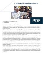 Francisco- Audiencia general 1-4-15 El triduo Pascual y San Juan Pablo II.pdf