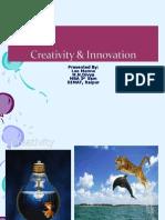 Creativity & Innovation