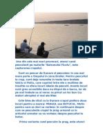 Pescuitul Crapului Salbatic, Pe Dunare