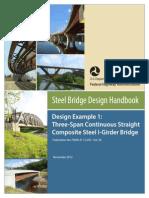 Steel Bridge Design Handbook (US DT FHA)