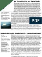scenario sheets and events