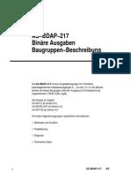 DAP 217