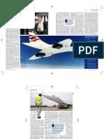EuroBusiness - Concorde's Supersonic Son