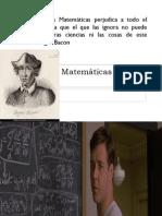 Matemáticas Ecuaciones Primero ESO