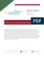 Userdocs PublicDocs 2014 15 District Tournament Operations Manual