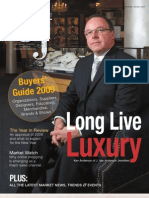 Canadian Jeweller Magazine December 2008 Buyers Guide