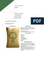 Practica n1 (Cemento)