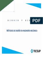 Métodos de Diseño en Ingenieria Mecánica 2015
