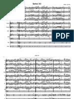 Suspone 2015 - Full Score