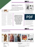 IN New York Magazine Media Kit 2015