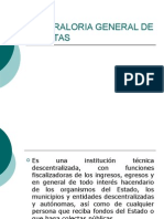 Contraloria General de Cuentas