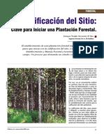 Requerimientos Edafoclimaticos de La Caoba.