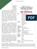 Toyota -