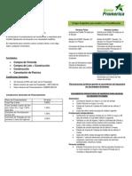 Hipotecario Condiciones y Requisitos General