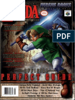 The Legend of Zelda - Ocarina of Time - Official Nintendo Players Guide