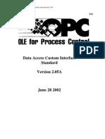 OPC Manual