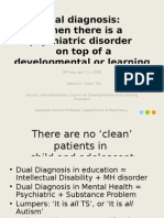 Dual diagnosis - IEP Day Powerpt (1 1)